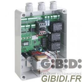 SC380 carte gesion 230 Vac - 50/60 Hz / 230/380 Vac - Triphase